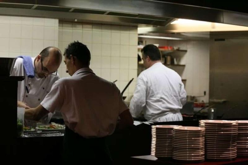 resto-real-koksijde-open-keuken